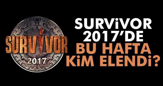 Survivor'da kim elendi? – 8 Mart Survivor'da elenen isim