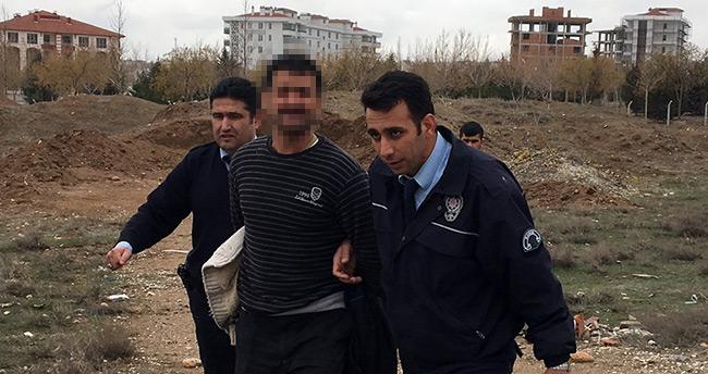 Konya'da cezaevinden kaçan iki kardeş çalıntı kamyonetle yakalandı