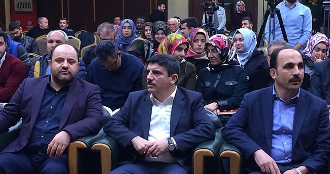 Yasin Aktay Konya'da