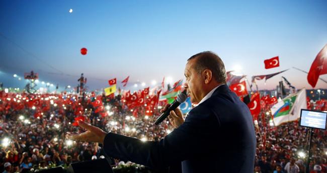 Hollanda'da sandıktan 'Recep Tayyip Erdoğan' çıktı