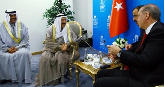 Kuveyt Emiri Şeyh Sabah, Erdoğan'ın daveti üzerine Türkiye'ye gelecek