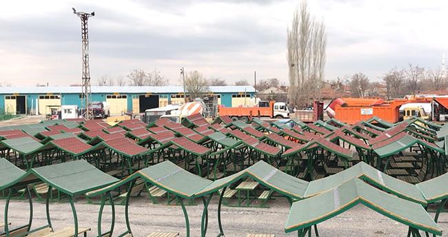 Çumra Belediyesinden yeni üretim atölyeleri