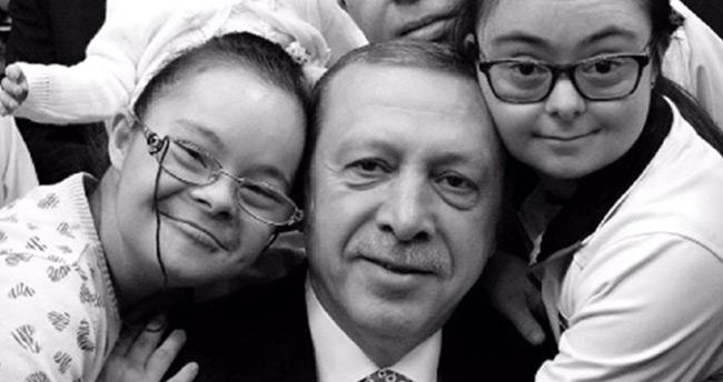 Cumhurbaşkanı Erdoğan onları unutmadı