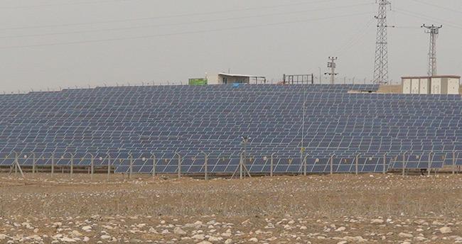 Karapınar'da güneş enerjisi santralinin ihalesi sevindirdi