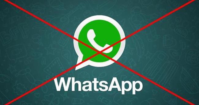 Whatsapp'ı 7 gün kullanamayabilirsiniz, aman dikkat!