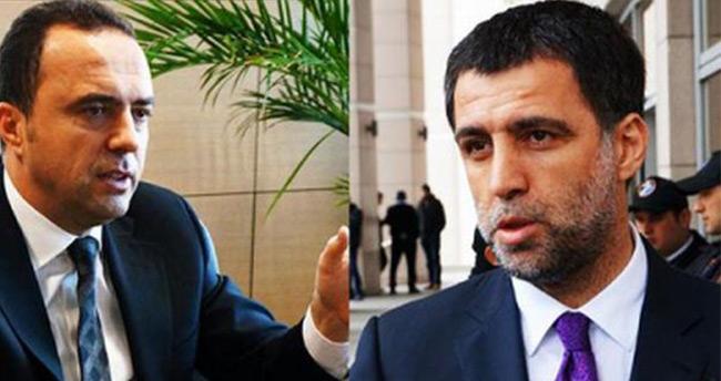 Son Dakika! – Galatasaray yönetiminden Hakan Şükür ve Arif Erdem kararı
