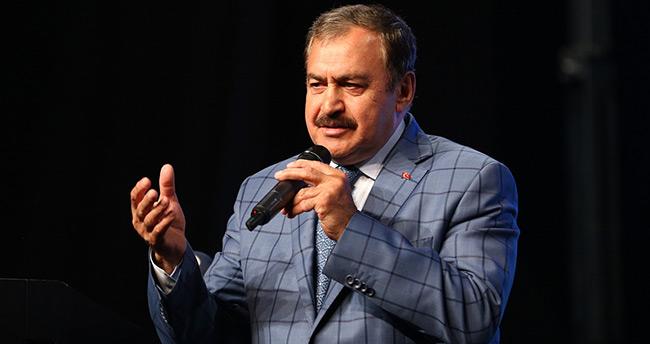 Orman ve Su İşleri Bakanı Eroğlu Konya'ya 219 milyon liralık yatırımın müjdesini verdi