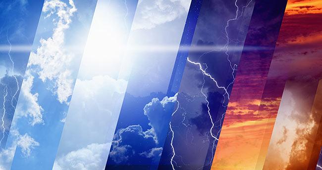 Konya'ya meteorolojik bilgilendirme – Konya'da hava sıcaklıkları azalacak!