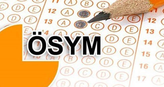 YGS'ye giren adayların sınav cevap kağıtları erişime açıldı