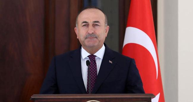 Bakan Çavuşoğlu: 'Yüzde 63 'evet' bekliyorum'