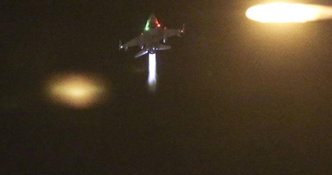 Meclis'i bombalayan pilotun ifadesi ortaya çıktı