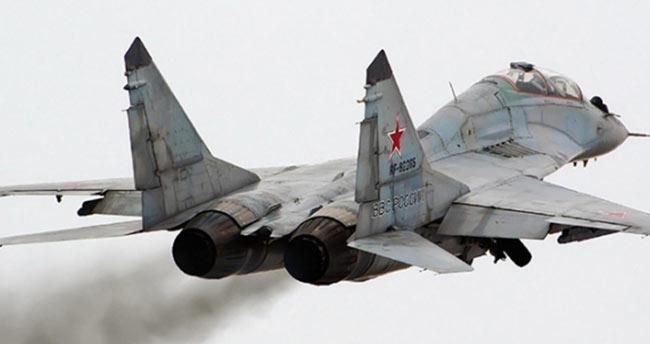Türkiye sınırı yakınlarında hava saldırısı