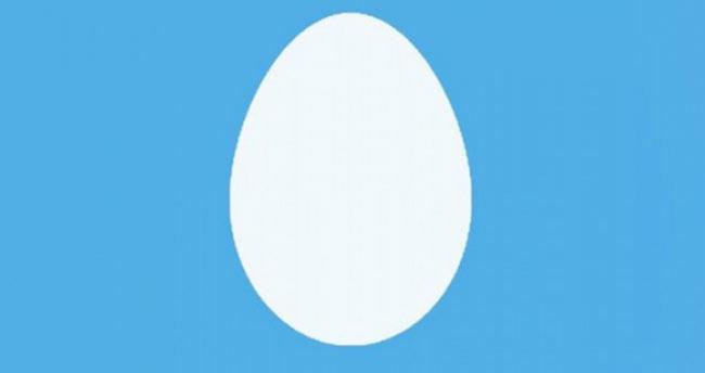 Twitter yumurta görselini kaldırdı
