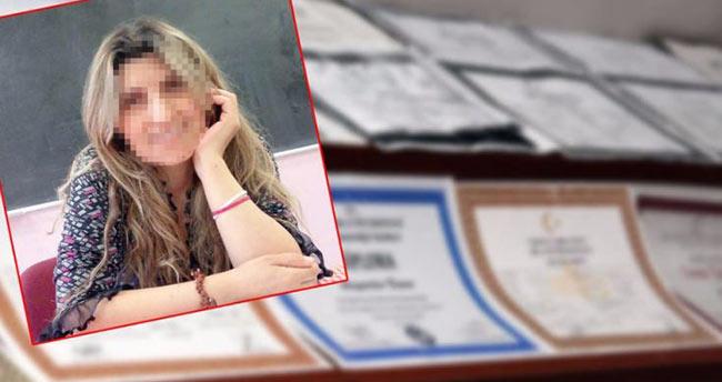 Yılın öğretmeninin diploması sahte çıktı!