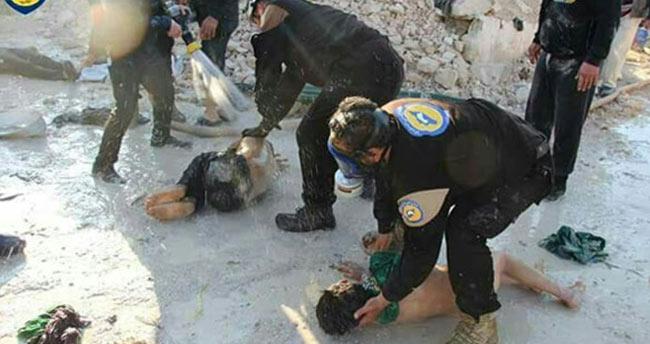 """ABD açıkladı! """"İdlib'te sarin gazı…"""""""