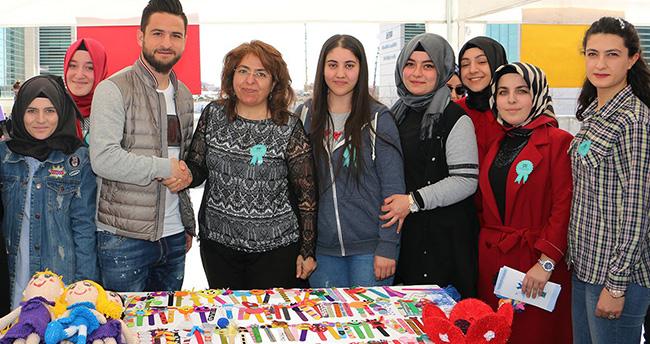 Konyasporlu Ömer Ali Şahiner, kanserde farkındalığa dikkat çekti