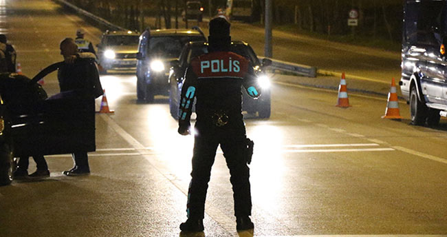 Türkiye genelinde 71 bin personelin katılımıyla 'Huzur' uygulaması