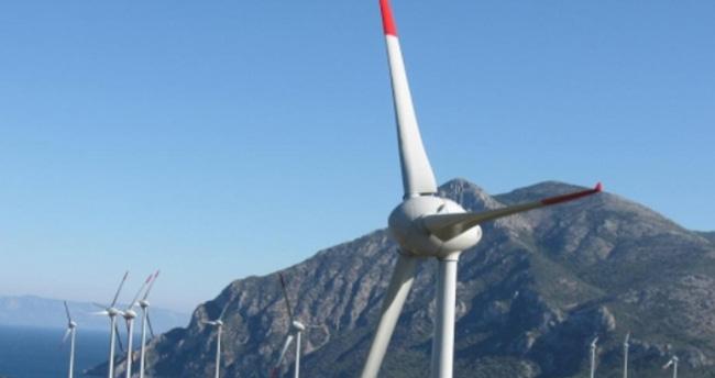 Konya'ya iki rüzgar santrali