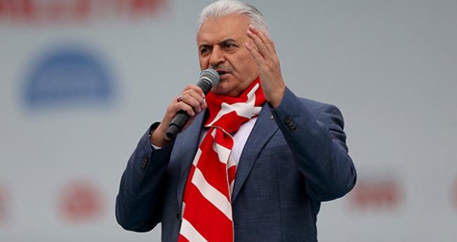 Başbakan Yıldırım'dan Kılıçdaroğlu'na tarihi cevap
