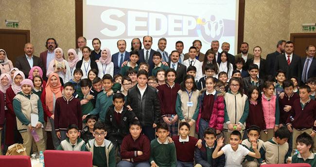 SEDEP kapsamında münazara yarışmasının finali yapıldı