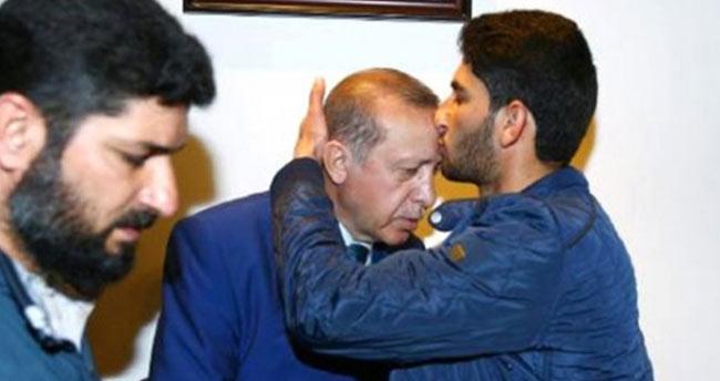 """""""Keşke bizim de Erdoğan gibi bir liderimiz olsaydı"""""""