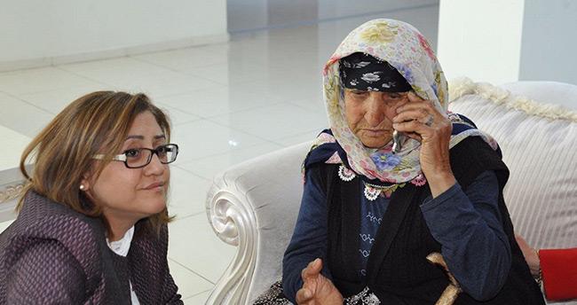 Cumhurbaşkanı Erdoğan'ın talimatı üzerine yaşlı kadına belediye sahip çıktı