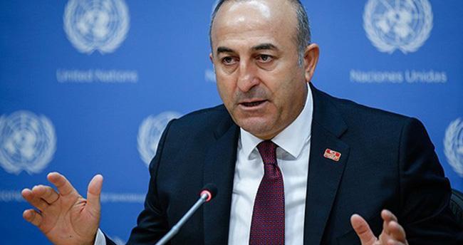 Türkiye'den dünyaya kritik uyarı