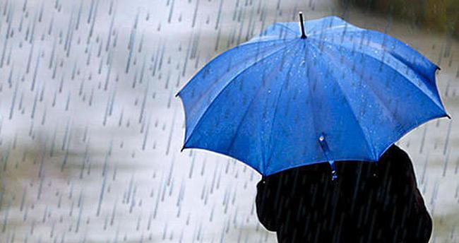 Konya'ya meteorolojik bilgilendirme! Sağanak yağış bekleniyor