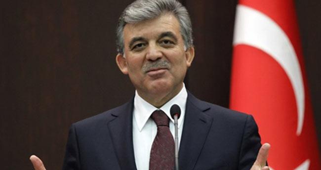 Abdullah Gül, Azerbaycan Cumhurbaşkanı Aliyev ile bir araya geldi