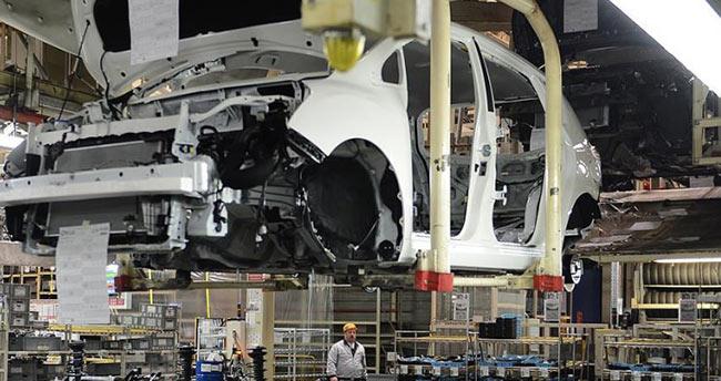 Otomobil üretimi son 10 yılın rekoru kırıldı