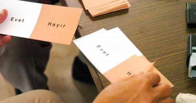 Aydın'da referandumda 'hayır' oyları önde çıktı – Aydın Referandum Seçim Sonuçları 2017
