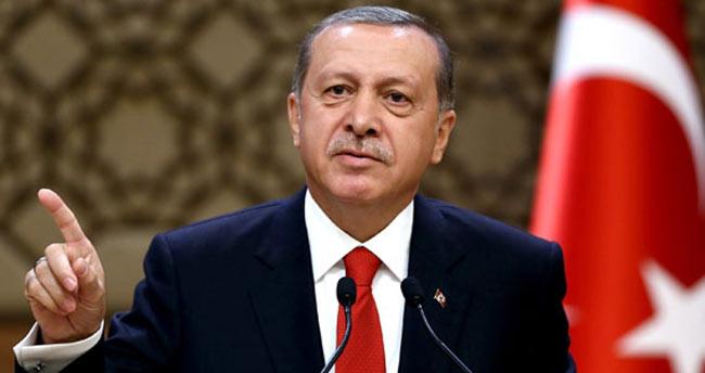Erdoğan AGİT'e cevabını verdi, Önce haddinizi bilin