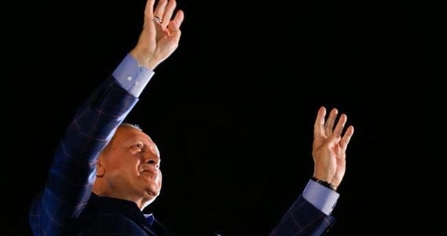 Erdoğan'ı tebrik eden ilk isim Aliyev, oldu
