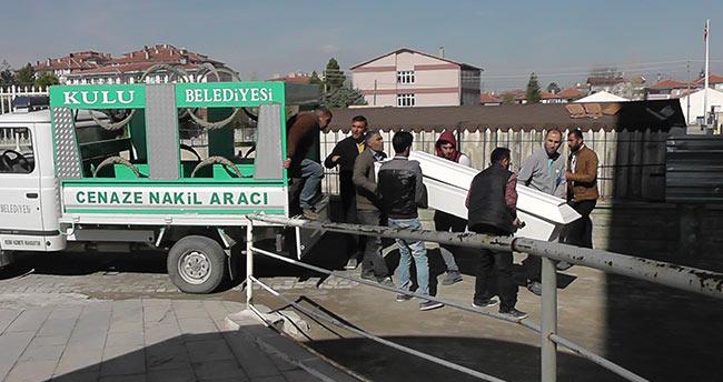 Konya'da yaşlı kadın evinin banyosunda ölü bulundu