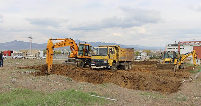 Seydişehir'e yeni kamu binası
