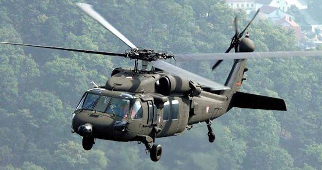 Tunceli'de polis helikopteriyle bağlantı kesildi
