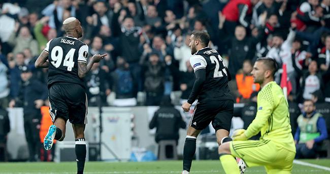 Canın sağolsun Beşiktaş!