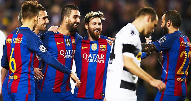 Barcelona'ya Türk sponspor! Resmen açıklandı