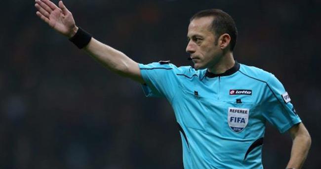 Konyaspor-Gaziantepspor maçını yönetecek hakem belli oldu