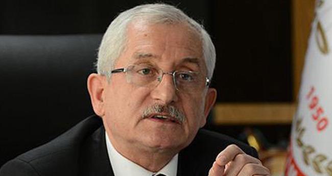 YSK Başkanı'ndan CHP'nin eleştirilerine yanıt!