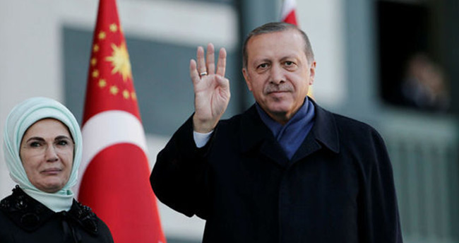 AK Parti'den Cumhurbaşkanı Erdoğan'a 316 imzayla davet