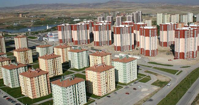 TOKİ Konya'da 243 konutu satışa çıkardı