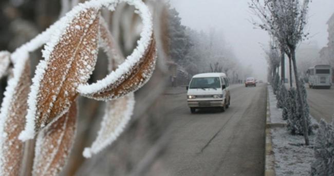 Meteoroloji uyardı! – Konya ve çevresine karla karışık yağmur uyarısı!