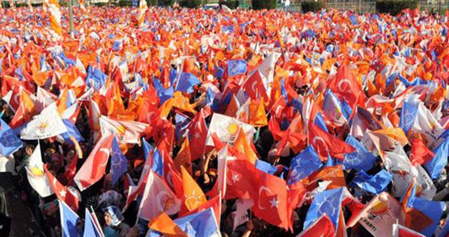 AK Parti kongresi 20-21 Mayıs'ta yapılacak