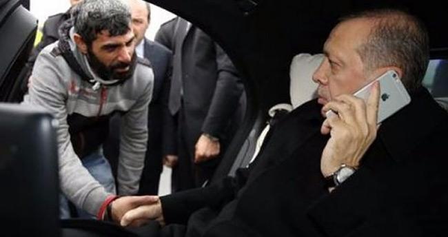 Erdoğan'ın intihardan vazgeçirdiği adamın dramı!