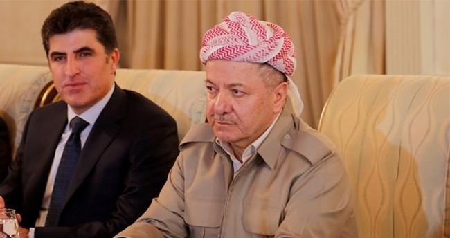 Başbakan Yıldırım Barzani ile telefonda görüştü