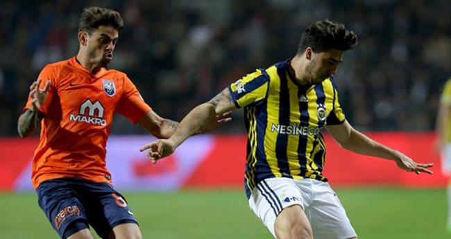 Başakşehir – Fenerbahçe maçından kazanan çıkmadı!