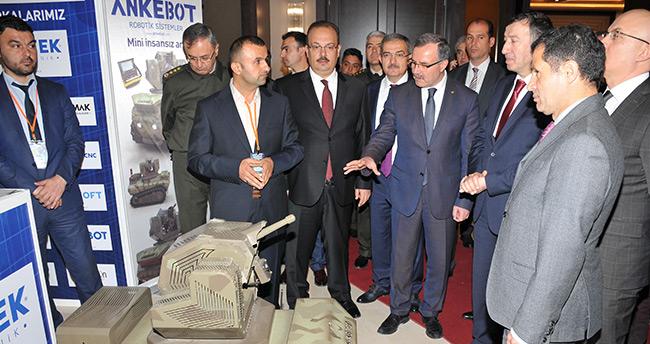 Konya'nın savunma ve havacılık sanayisindeki tüm potansiyeli harekete geçecek