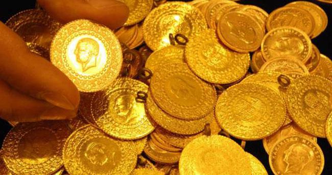 Altın fiyatları bir ayın en düşük seviyesinde