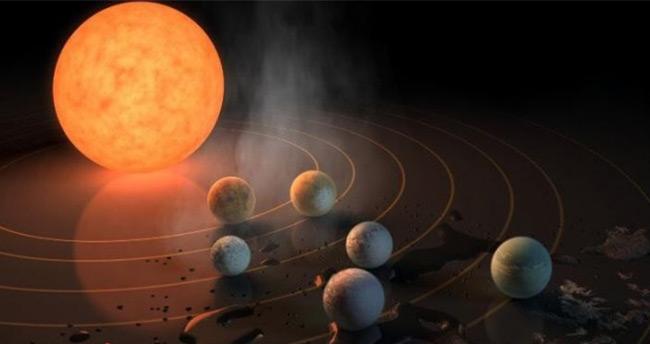 NASA Açıkladı: Uzayda Yaşamı Keşfetmek Üzereyiz